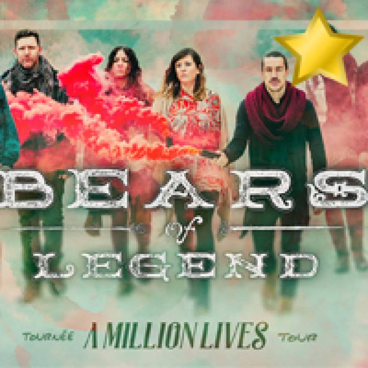 Bears of Legend - A Million Lives